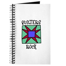 Quilters Rock Journal
