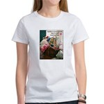 Quilters are Materialistic Women's T-Shirt