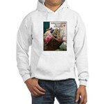 Quilters are Materialistic Hooded Sweatshirt