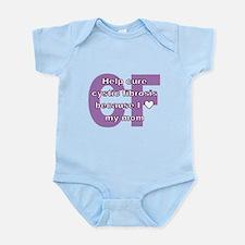 *heart* mom Infant Bodysuit