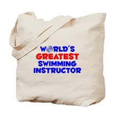 World's Greatest Swimm.. (A) Tote Bag