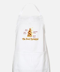 Pizza Pyramid BBQ Apron