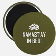 NAMAST'AY IN BED! Magnets
