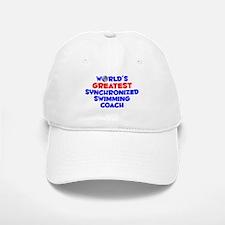 World's Greatest Synch.. (A) Baseball Baseball Cap