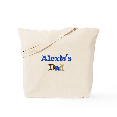 Alexis's Dad Tote Bag
