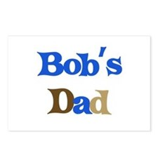 Bob's Dad  Postcards (Package of 8)