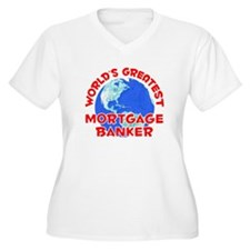 World's Greatest Mortg.. (F) T-Shirt