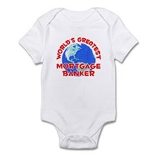 World's Greatest Mortg.. (F) Infant Bodysuit