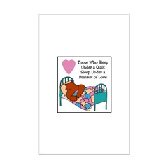 Quilt - Blanket of Love Posters