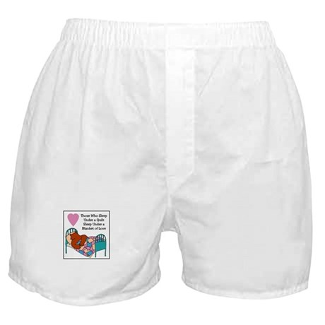 Quilt - Blanket of Love Boxer Shorts
