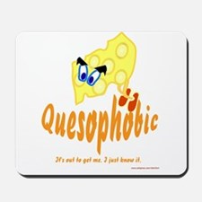 Quesophobic Mousepad