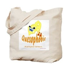 Quesophobic Tote Bag
