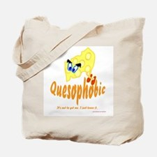 Quesophobic Tote Bag