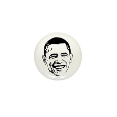 OBAMA Mini Button
