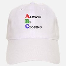 Always Be Closing Baseball Baseball Cap