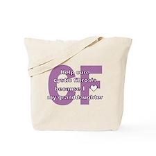 *heart* granddaughter Tote Bag