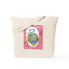 Costa Rica Emblem Tote Bag