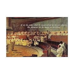 Cicero - Freedom Posters