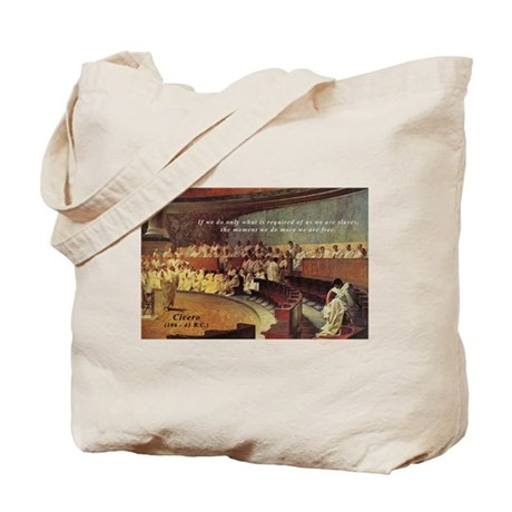 Cicero - Freedom Tote Bag