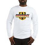 Germany Coat of Arms Long Sleeve T-Shirt