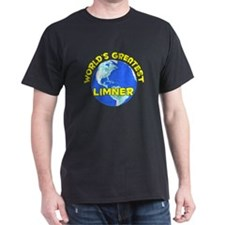 World's Greatest Limner (D) T-Shirt