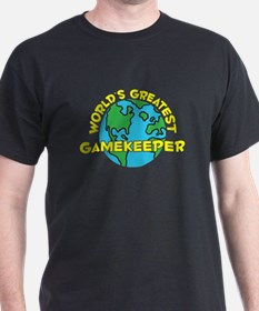 World's Greatest Gamek.. (H) T-Shirt