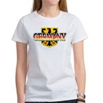 Germany Coat of Arms Women's T-Shirt