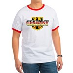 Germany Coat of Arms Ringer T