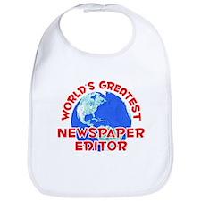 World's Greatest Newsp.. (F) Bib