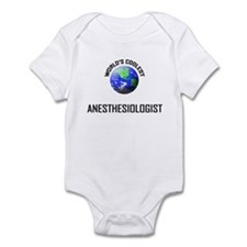 World's Coolest ANESTHESIOLOGIST Infant Bodysuit