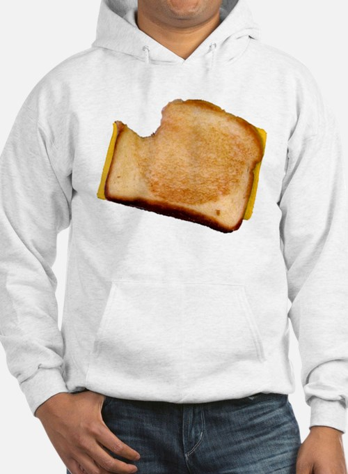 Plain Grilled Cheese Sandwich Jumper Hoody