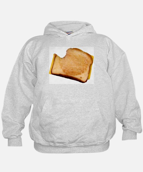 Plain Grilled Cheese Sandwich Hoody