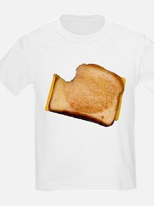 Plain Grilled Cheese Sandwich T-Shirt