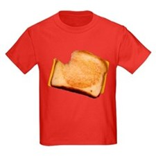 Plain Grilled Cheese Sandwich T