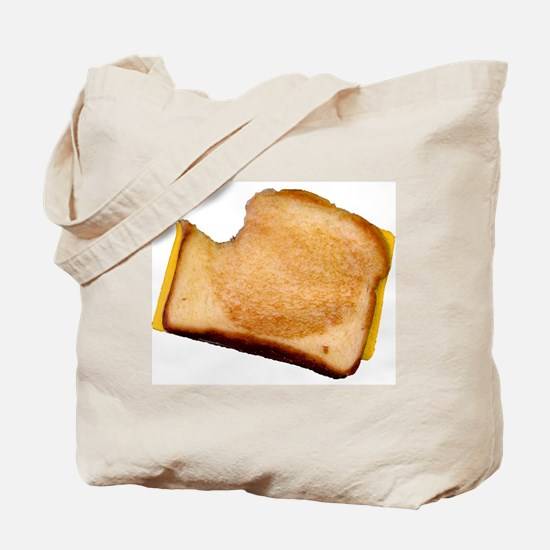 Plain Grilled Cheese Sandwich Tote Bag