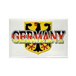 Germany Coat of Arms Rectangle Magnet