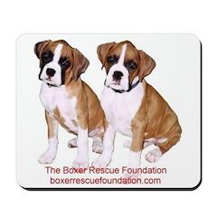 Boxer Babies BRF Mousepad