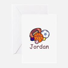 Jordan Greeting Cards (Pk of 10)