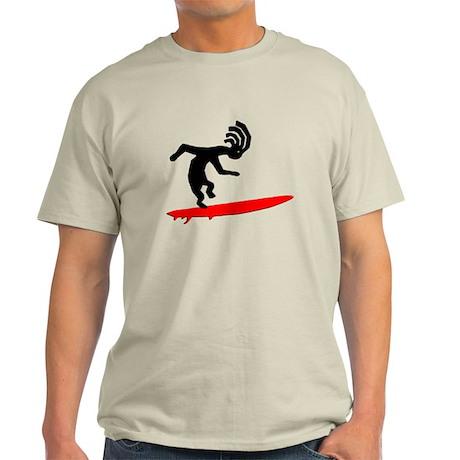 Kokopelli Surfer Light T-Shirt