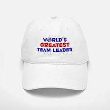 World's Greatest Team .. (A) Baseball Baseball Cap