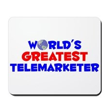 World's Greatest Telem.. (A) Mousepad