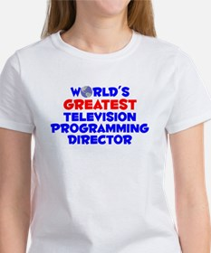World's Greatest Telev.. (A) Tee