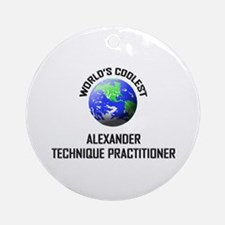 World's Coolest ALEXANDER TECHNIQUE PRACTITIONER O