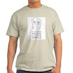 McCain - A Vote For Jowls Light T-Shirt