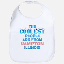 Coolest: Hampton, IL Bib
