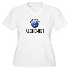 World's Coolest ALCHEMIST T-Shirt