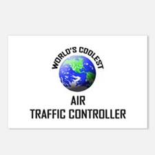 World's Coolest AIR TRAFFIC CONTROLLER Postcards (