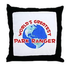 World's Greatest Park .. (F) Throw Pillow
