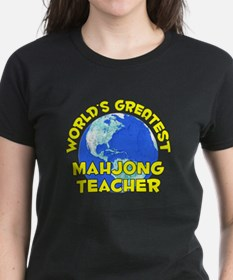 World's Greatest Mahjo.. (D) Tee