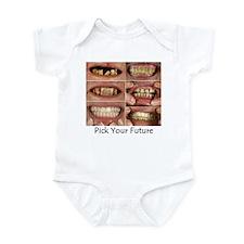 Bad Teeth? Infant Bodysuit